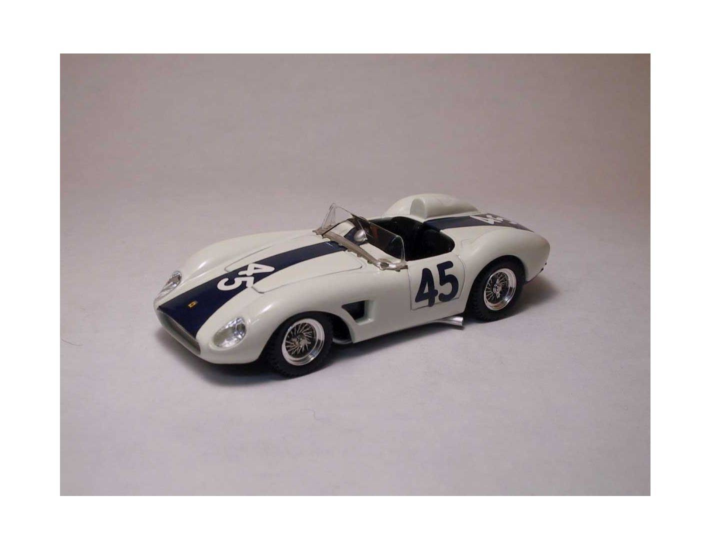 Art Model AM0091 FERRARI 500 TRC N.45 4th BRIDGEHAMPTON 1958 G.GEITNER 1:43 Modellino