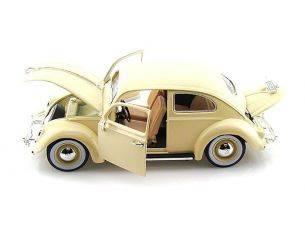 Bburago 12029 VW KAFER BEETLE 1955 1/18 Modellino