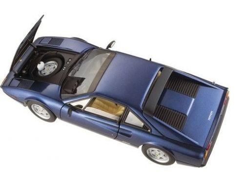 Hot Wheels HWT6924 FERRARI 308 GTB BLUE 1:18 Modellino