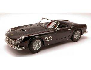 Hot Wheels HWV0561 FERRARI 250 GT CALIFORNIA SWB'60 BLK 1:18 Modellino