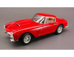 Hot Wheels Elite V8377 FERRARI 250 GT BERLINETTA SWB 1959 RED 1:18 Modellino