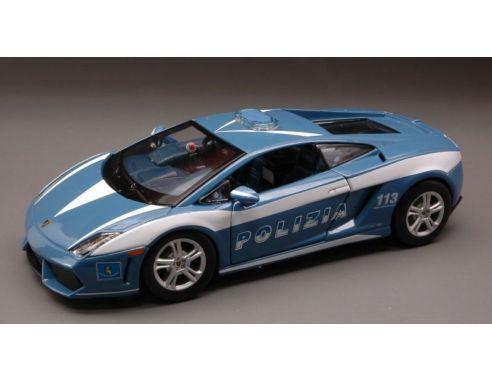 Lamborghini gallardo polizia 1 24