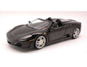 Hot Wheels HWT6928 FERRARI 430 SPIDER OWNED BY SEAL 1:18 Modellino