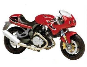 Solido 153302 VOXAN CAFE RACER 2006 RED 1/18 Modellino