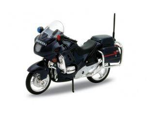Welly WE9663CC MOTO BMW R 110 RT CARABINIERI 1:18 Modellino