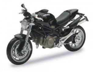 New Ray NY44023 DUCATI NEW MONSTER 1100 1:12 Modellino