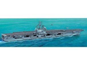 Italeri IT5533 USS RONALD REAGAN KIT 1:720 Modellino