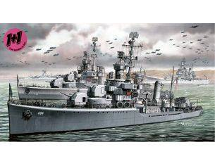 Dragon D7089 USS BUCHANAN DD-484 KIT 1:700 Modellino