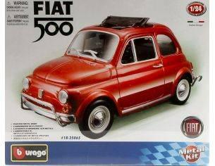 Bburago BU25065 FIAT 500 L 1968 KIT 1:21 Kit Auto