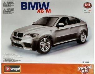 Bburago BU15054 BMW X6 M 2010 KIT 1:18 Modellino