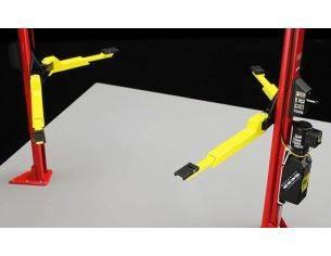 True Scale Miniatures TSM11SN05 PONTE GARAGE TWIN POST LIFT 1:43 Modellino