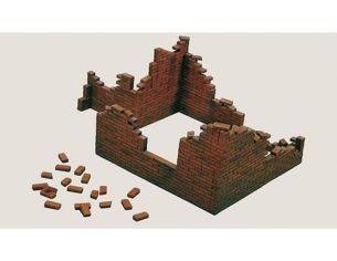 Italeri IT0405 BRICK WALLS KIT 1:35 Modellino