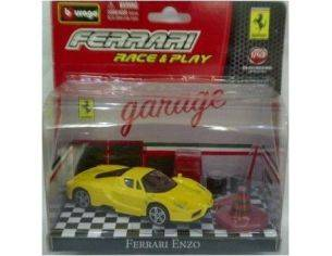 Bburago BU44020 FERRARI RACE AND PLAY 1:32 Modellino