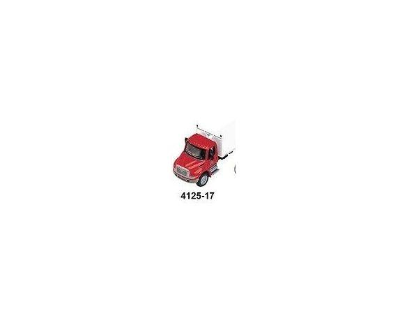 Boley 4125-17 CAMION 4300 2 ASSI CASSONE PIATTO Modellino