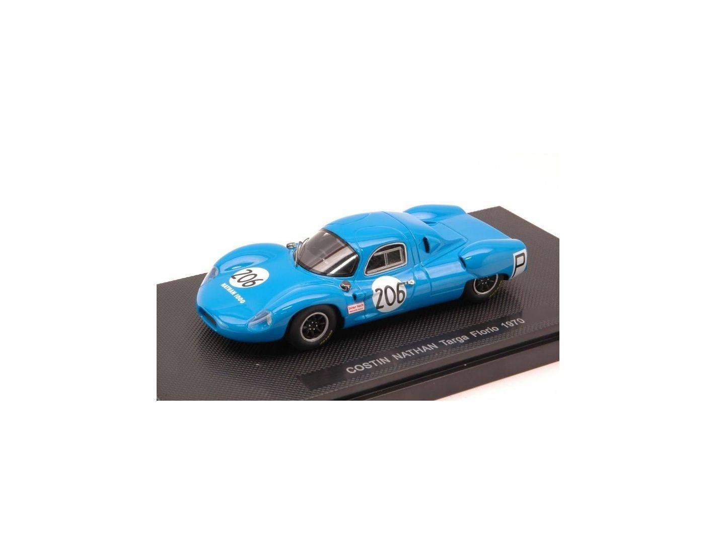 Hunter 1:43 Model Markey Costin Nathan #206 46th Targa Florio 1970 Martin