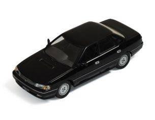 Ixo model CLC243 ISUZU ASKA CK 1990 BLACK 1:43 Modellino
