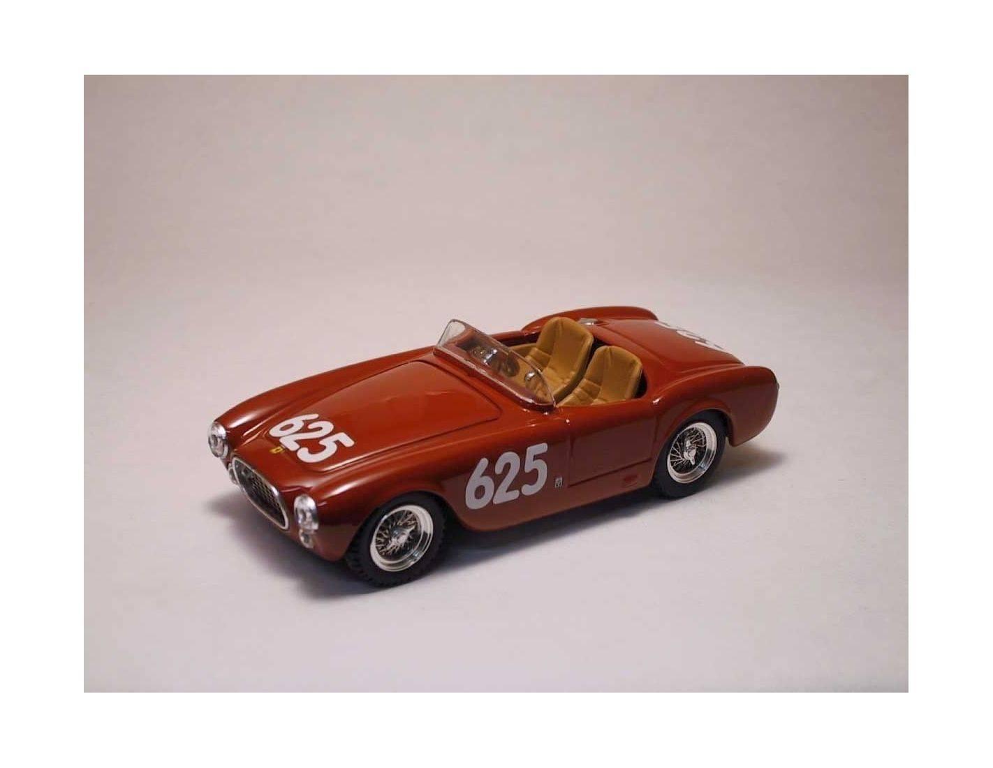 Art Model AM0101 FERRARI 250 S N.625 RETIRED MM 1952 MARZOTTO-MARCHETTO 1:43 Modellino