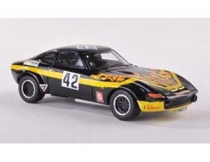 Neo Scale Models NEO43589 OPEL GT GR.4 N.42 NURBURGRING GP 1971 G.SCHULER 1:43 Modellino