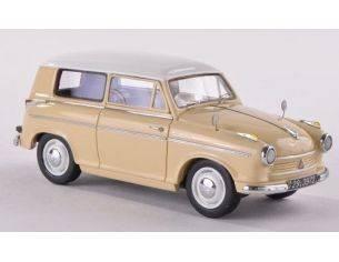 Neo Scale Models NEO43972 LLOYD ALEXANDER STATION WAGON 1958 BEIGE 1:43 Modellino