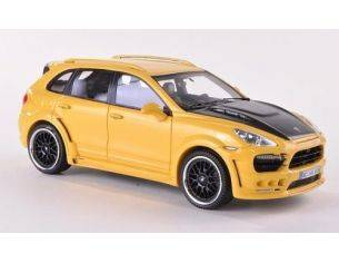 Neo Scale Models NEO45695 HAMANN GUARDIAN YELLOW/CARBON 2011 1:43 Modellino
