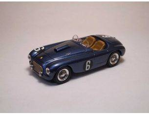 Art Model AM0102 FERRARI 166 MM SPIDER N.6 GP PORTOGALLO 1954 A.PALMA 1:43 Modellino