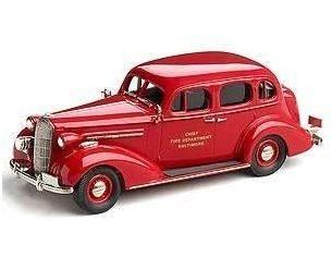 Brooklin Models CSV11 BUICK SPECIAL 4-DR SEDAN RED 1/43 Modellino