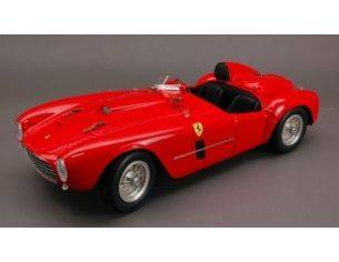 BBR BBR18002 FERRARI 375 PLUS 1954 RED 1:18 Modellino