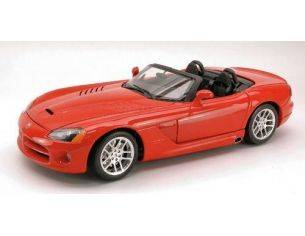 Bburago BU12043 DODGE VIPER SRT-10 2003 YELLOW 1:18 Modellino