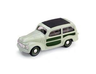 Brumm BM0029-01 FIAT 500 C BELVEDERE CHIUSA 1951 VERDE CHIARO 1:43 Modellino