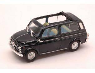 Brumm BM0424-06 FIAT 500 GIARDINIERA 1960 APERTA BLU SCURO 1:43 Modellino