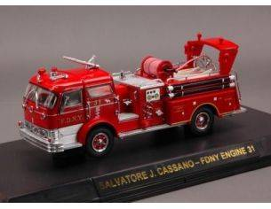 Code3 COD12562 MACK C PUMPER FIRE RESCUE NEW YORK 1:64 Modellino