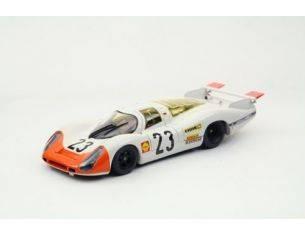 Ebbro EB43741 PORSCHE 908 L.TAIL N.23 LE MANS 1969 1:43 Modellino