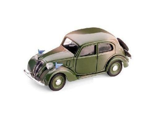 Brumm BM0034 FIAT 1100 FORZE ARMATE 1937-39 1:43 Modellino