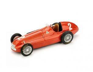 Brumm BM0036B ALFA ROMEO N.FARINA 1950 N.2 WINNER G.BRITAIN GP 1:43 Modellino