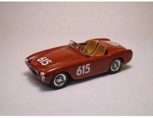 Art Model AM0104 FERRARI 225 S N.615 DNF MM 1952 MARZOTTO-MARINI 1:43 Modellino