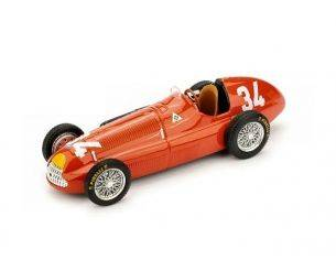 Brumm BM0036 ALFA ROMEO J.M.FANGIO 1950 N.34 WORLD CHAMPION  UPD 1:43 Modellino