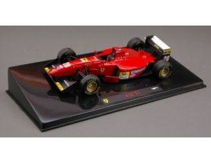 Hot Wheels HWN5583 FERRARI 412 T 1 B G.BERGER 1994 1:43 Modellino