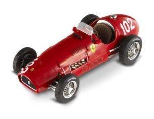 Hot Wheels HWN5590 FERRARI 500 F 2 N.FARINA 1952 1:43 Modellino