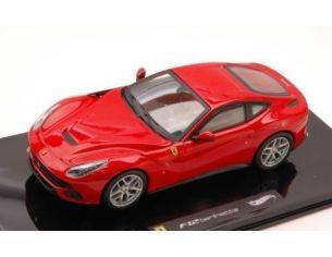 Hot Wheels HWX5499 FERRARI F12 BERLINETTA 2012 RED 1:43 Modellino