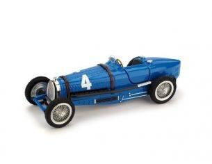 Brumm BM0041 BUGATTI T59 N.4 WINNER GRAND PRIX AUTOMOB. BELGIQUE 1934 R.DREYFUS 1:43 Modellino