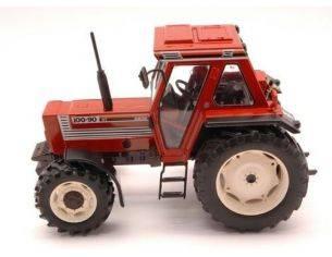 Replicagri REPLI024WD TRATTORE FIAT 100-90 DOUBLE 4WD 1:32 Modellino