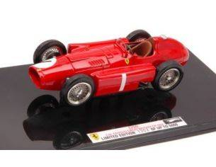 Hot Wheels HWT6276 FERRARI J.M.FANGIO 1956 BRITAIN 1:43 Modellino