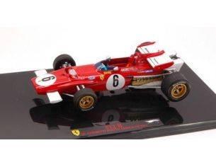Hot Wheels T6285 FERRARI MARIO ANDRETTI 1971 SUD AFRICA 1:43 Modellino