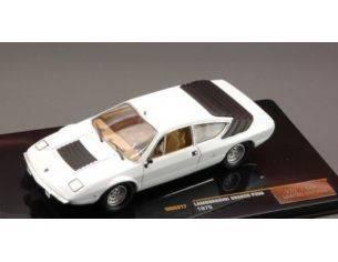 Ixo model MDC017 LAMBORGHINI URRACO P300 1975 WHITE 1:43 Modellino