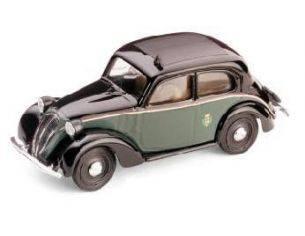 Brumm BM0062 FIAT 1100 (508 C) TAXI MILANO 37-39 1:43 Modellino