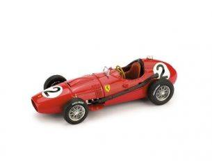Brumm BM0068 FERRARI M.HAWTHORN 1958 N.2 2nd GR.BRITAIN GP WORLD CHAMPION 1:43 Modellino