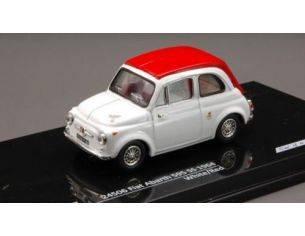 Vitesse VE24506 FIAT ABARTH 595 SS 1964 WHITE/RED 1:43 Modellino