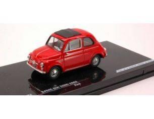 Vitesse VE24505 FIAT 500 D 1960 RED 1:43 Modellino