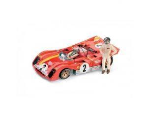 Brumm R260CH FERRARI 312 PB 6H DAYTONA 1972 1/43 Modellino