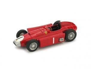 Brumm BM0076 FERRARI D 50 M.FANGIO 1956 N.1 WINNER ENGLAND GP WORLD CHAMPION 1:43 Modellino